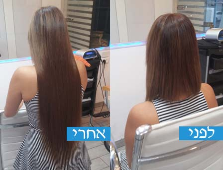 Hair-soldering-before-and-after
