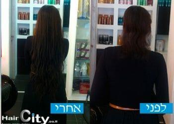 החלקות שיער ממגוון סוגים