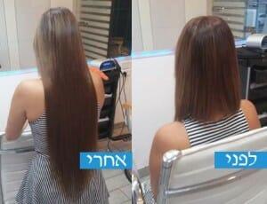 Hair soldering2